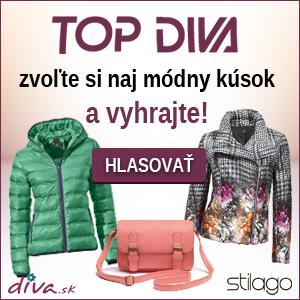Top Diva je späť: Vyber najkrajší módny kúsok a vyhraj!